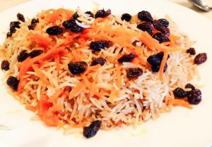 Afghaans eten