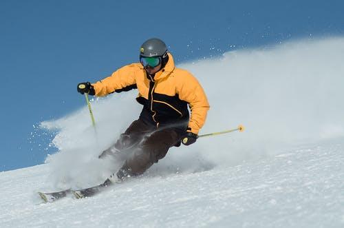 ski helm heren